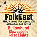 FolkEast at Glemham Hall, Suffolk