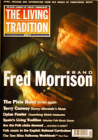 Living Tradition magazine cover - Click to buy on-line