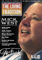 Living Tradition magazine Issue 77 - Click to buy on-line