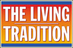 The Living Tradition - graphic link to the Living Tradition website